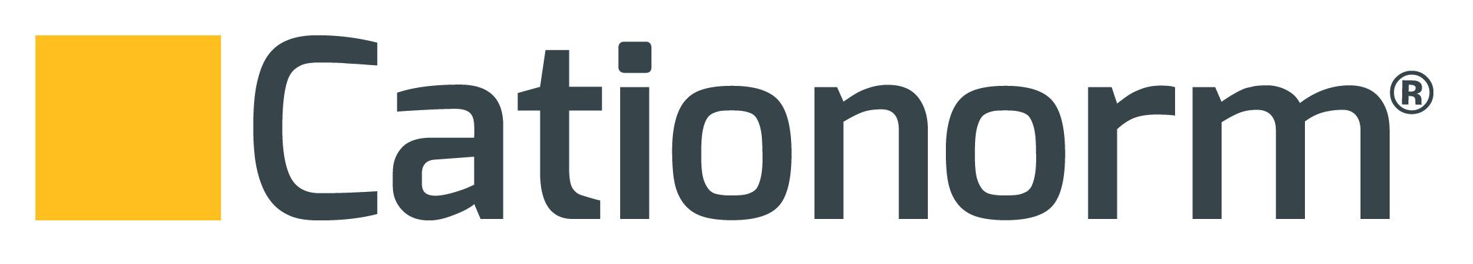 Cationorm Logo CMYK